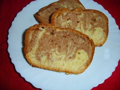 CAKE MARBRE FACON SAVANE