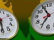 Indian Standard Time (IST) faut-il remettre pendules l'heure
