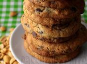 Quatre-vingt-onzième participation Biscuits brisures chocolat beurre d'arachide