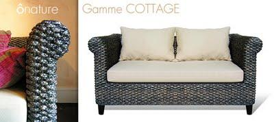 cottage le canap chic colo d couvrir. Black Bedroom Furniture Sets. Home Design Ideas