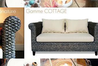 cottage le canap chic colo d couvrir. Black Bedroom Furniture Sets. Home Design Ideas