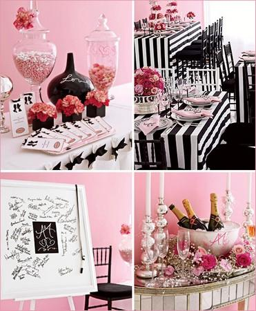d coration de mariage th me gourmandise paperblog. Black Bedroom Furniture Sets. Home Design Ideas