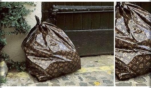 Louis Vuitton Trash Bags louis vuitton : trash-bag purse | À découvrir