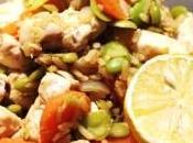 Poêlée poulet Colorama