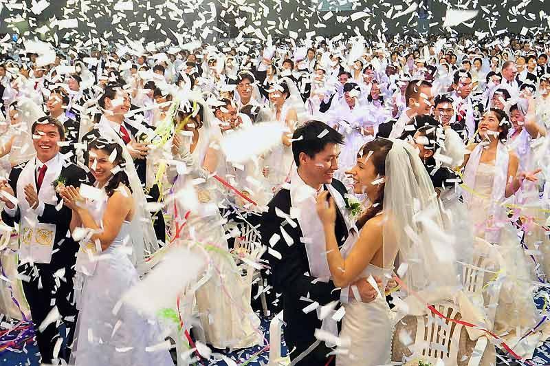 La bulle de bonheur mariages insolites - Idee mariage insolite ...