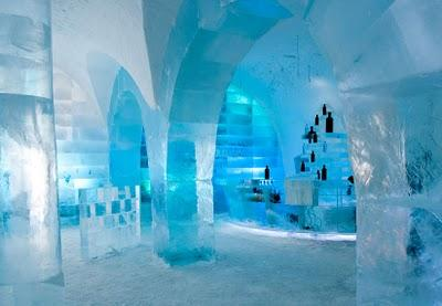 l 39 art et le ice hotel paperblog. Black Bedroom Furniture Sets. Home Design Ideas
