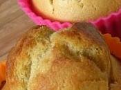 Petits muffins saveurs d'érable, amandes pépites chocolat
