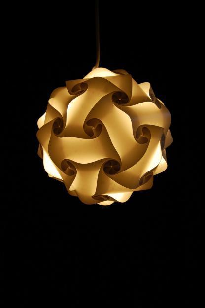 luminaires design paperblog. Black Bedroom Furniture Sets. Home Design Ideas