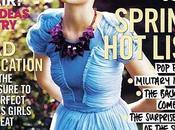 [couv] Wasikowska pour Teen Vogue magazine