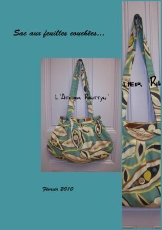 Mon sac feuilles paperblog for Sac pour feuilles mortes