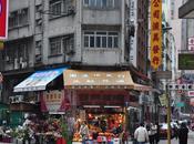 Hong-Kong detour rues.