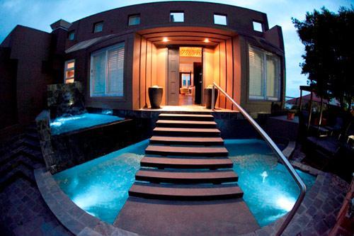 Paradis priv en afrique du sud d couvrir - Plus belle maison au monde ...