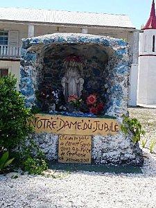 Autel Notre-Dame du jubilée