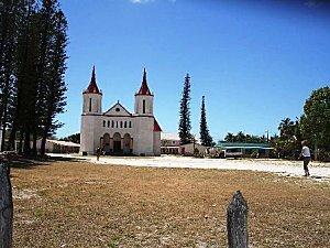 Eglise Saint Michel à Fayaoué