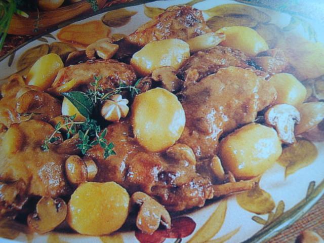 Lapin en gibelotte la cuisine de grand m re voir - La cuisine de grand mere angouleme ...