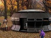 cabane chauffée compost
