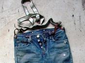Edwin 2010 vintage collection suspender pant
