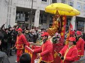 carnaval nouvel Chinois Paris