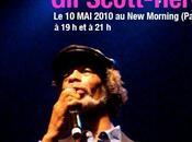 Scott Heron concert Paris