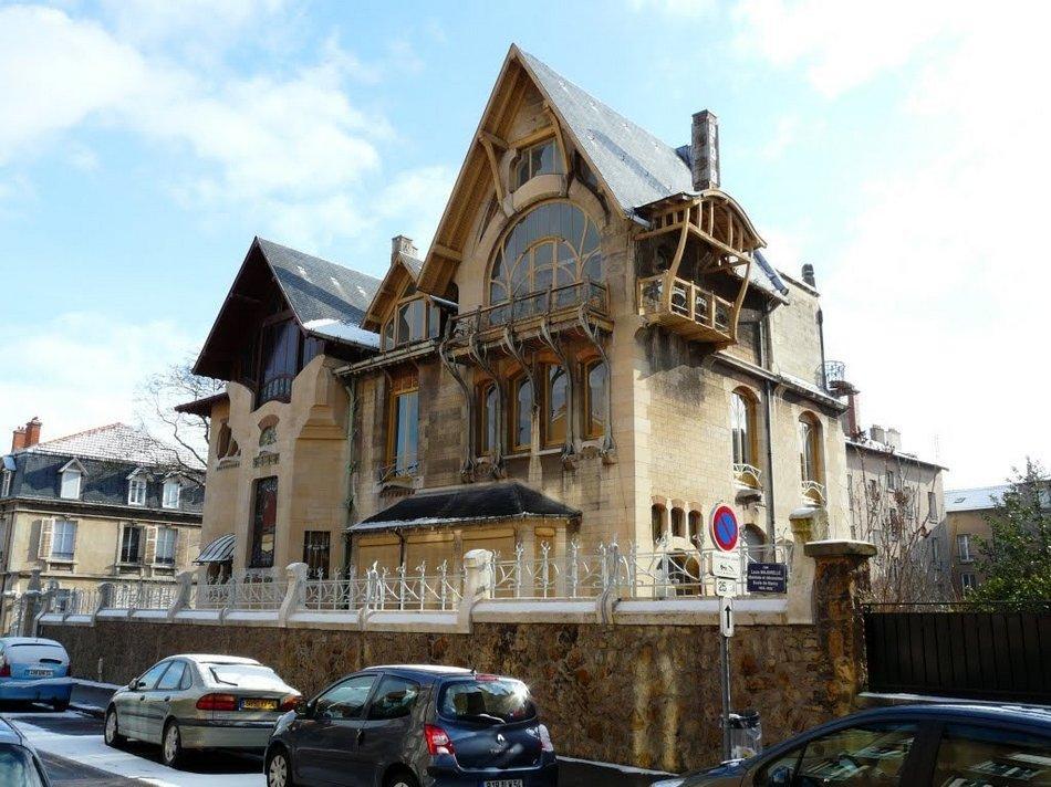 Visite Villa Majorelle Nancy