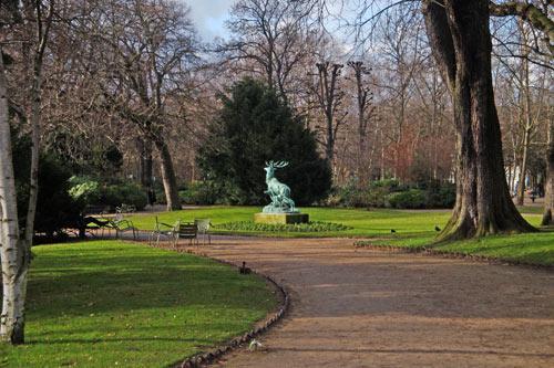Escale gourmande et insolite autour du quartier latin voir - Le jardin gourmand luxembourg ...