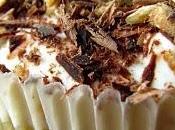 Cupcakes décoiffés muesli poires confites