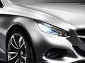 Mercedes F800 Style concept avant-gardiste