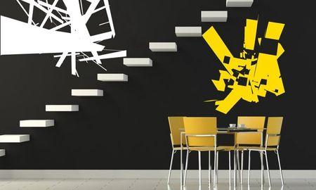 LE WALL DRAWING, UNE NOUVELLE DIMENSION A VOS MURS by Off the Walls