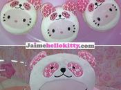 macarons Hello kitty Panda Sakura