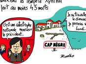 Tempête Xynthia, morts, Vendée, catastrophe nationale maintenir