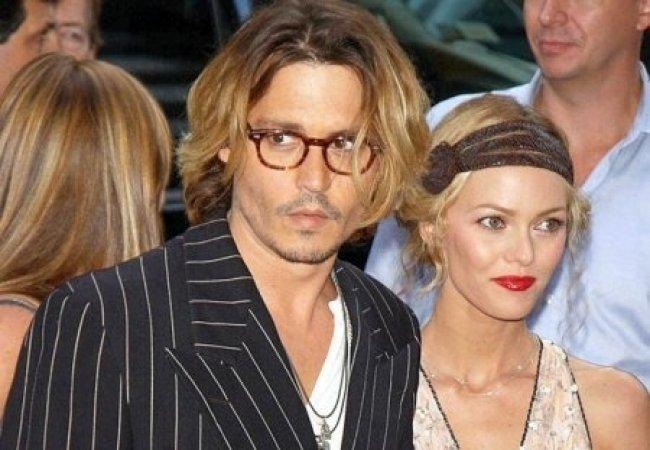 johnny depp and vanessa paradis break. Johnny Depp et Vanessa Paradis