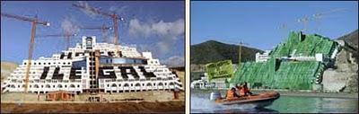 Les hôtels qui tuent la nature