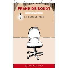 Le bureau vide – Frank De Bondt
