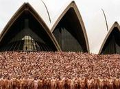 Tunick récidive s'offre 5000 Sydney