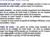 logique mise place d'une stratégie trading