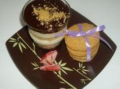 Tiramisu biscuit anglais