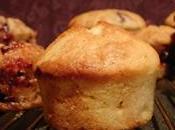 Muffins amandes fraise sans gluten