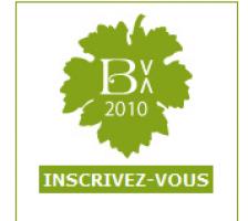 Biennale internationale du livre du vin, à Bordeaux, édition 2010