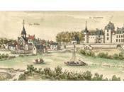 Creusement canal Fillé Roezé (1848)