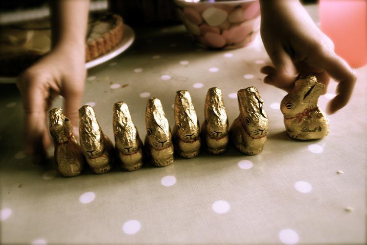 Pourquoi offrir des chocolats à Pâques ?