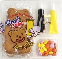 Grafi Cake : un ourson à décorer et à savourer !