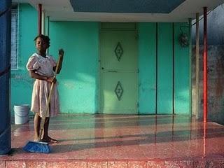 Photo Haïti Blog Inter : Théâtre et comment... ça va ?