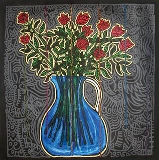 Danse : faits d'hiver/ Combas : les roses rouges