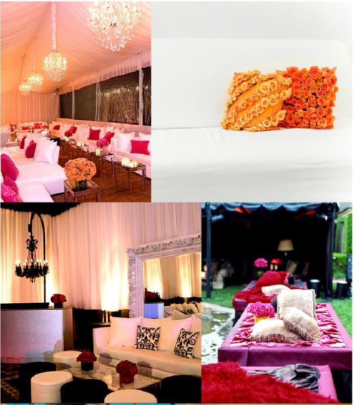 espace lounge pour mariage la creme de la creme paperblog. Black Bedroom Furniture Sets. Home Design Ideas