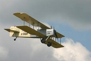 Breguet XIV F-POST