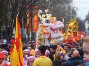 China-town Paris ballade dans quartier chinois