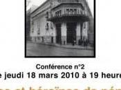conférence mairie dixième arrondissement Héros héroïnes Péplum Claude Aziza