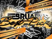 "Nouvelle compilation ""February's Best Picks"""