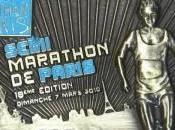 90ème sortie Semi Marathon Paris 2010
