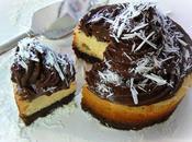 Black White Cheesecake relooké façon Cupcake très Chocolaté